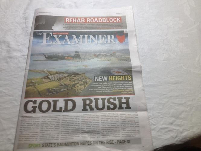 Examiner-GoldRush